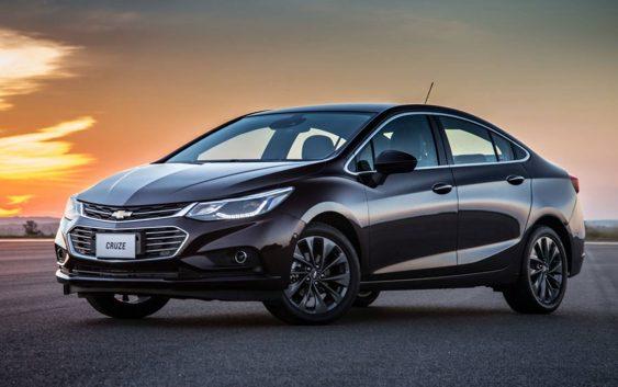 Chevrolet Cruze ou Honda Civic – Preço, Consumo, Ficha Técnica, Fotos