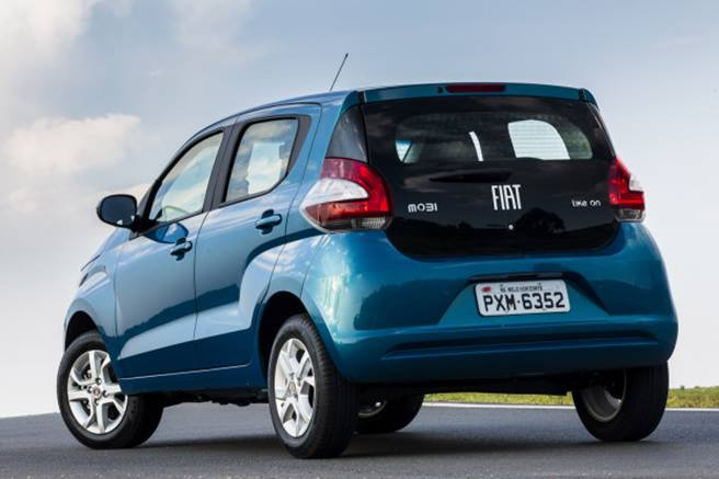 Fiat Mobi ou Volkswagen Up - Comparativo