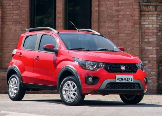 Fiat Mobi ou Volkswagen Up - Preço