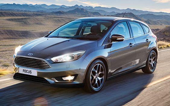 Confira o Novo Focus 2017 Hatch da Ford e as novidades