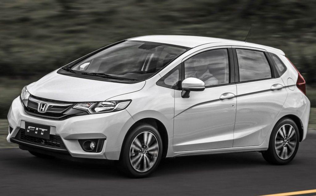 Novo Honda Fit 2017