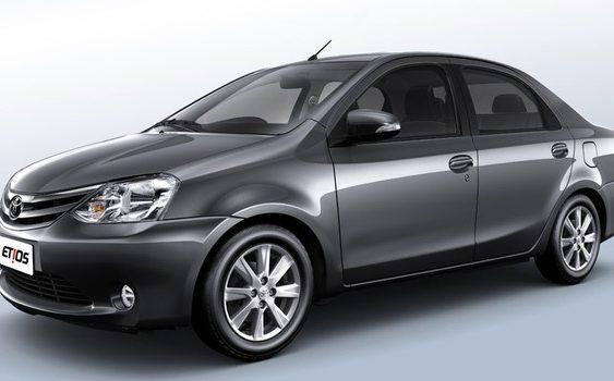 Novo Etios Sedan 2017 da Toyota, – Veja o que você não sabe sobre ele