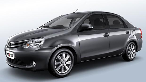 Novo Etios Sedan 2017