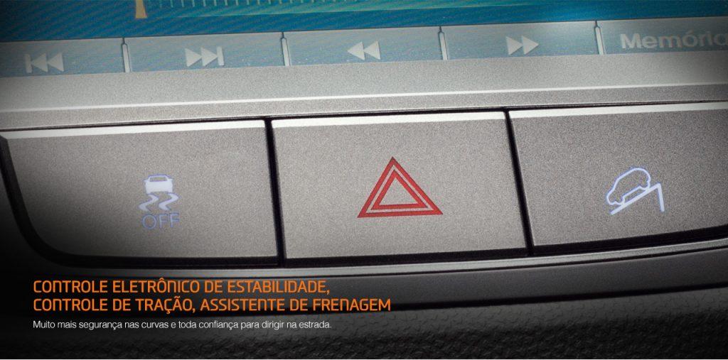 Hyundai Ix35 2017 - controle de estabilidade e tração