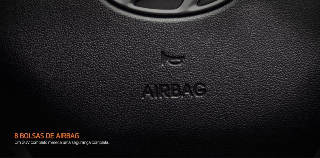 Hyundai Ix35 2017 - air bags