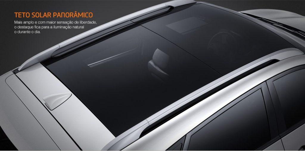 Hyundai Ix35 2017 - por dentro