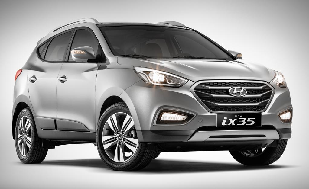 Hyundai Ix35 2017 - custo benefício