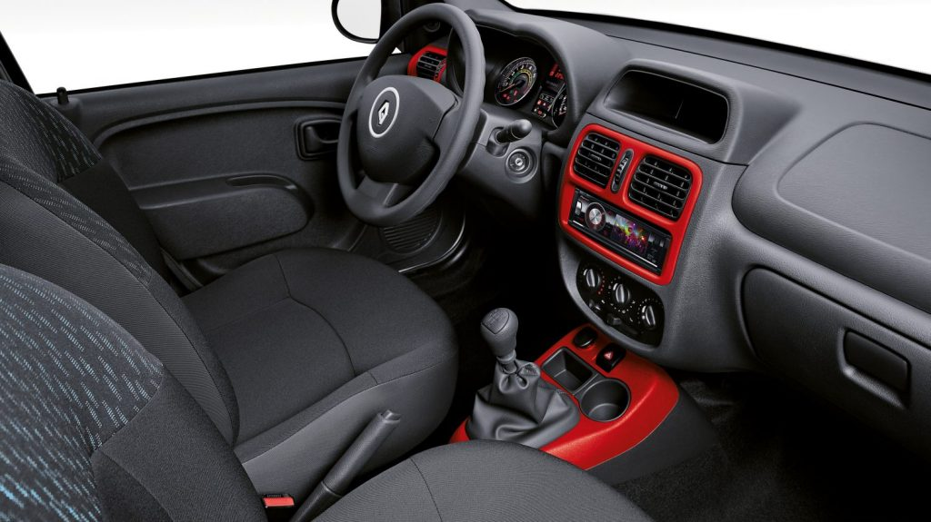 Novo Renault Clio 2017 - Interior