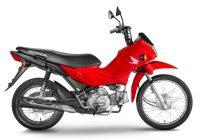 Nova Honda Pop 110 2017 / preço, fotos, potência, consumo