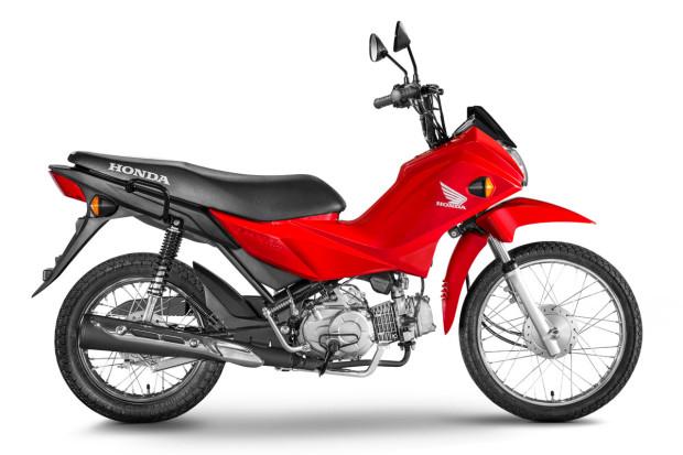 Nova Honda pop 110 2017